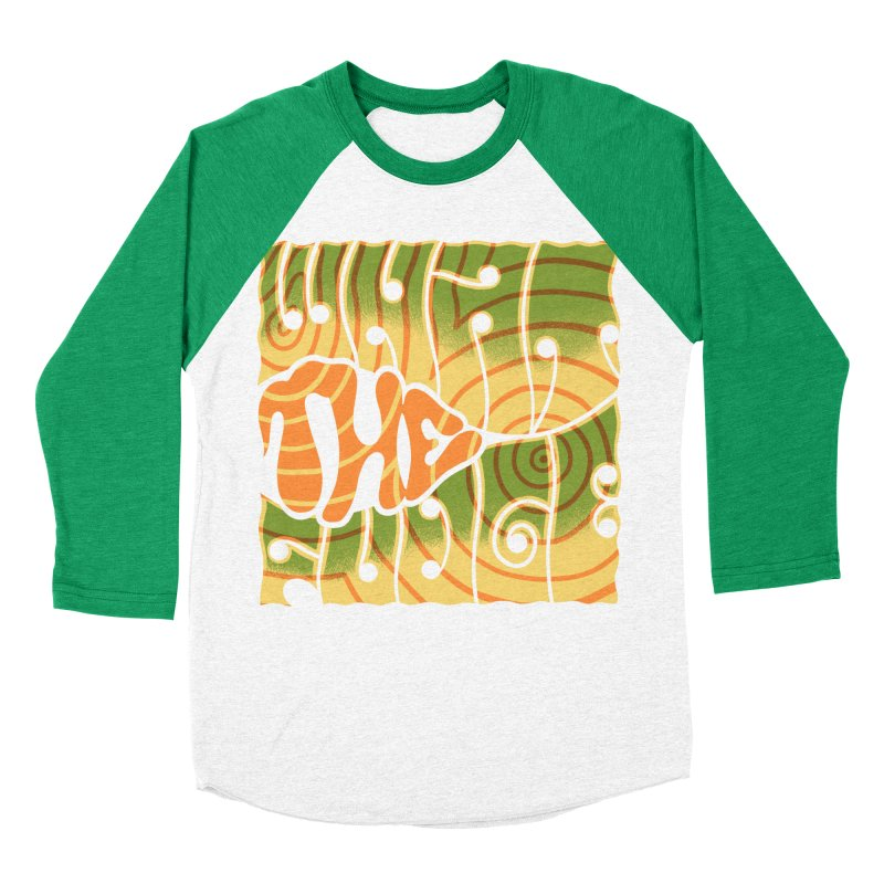 What the Fudge?! Men's Baseball Triblend Longsleeve T-Shirt by The Gnashed Teethery