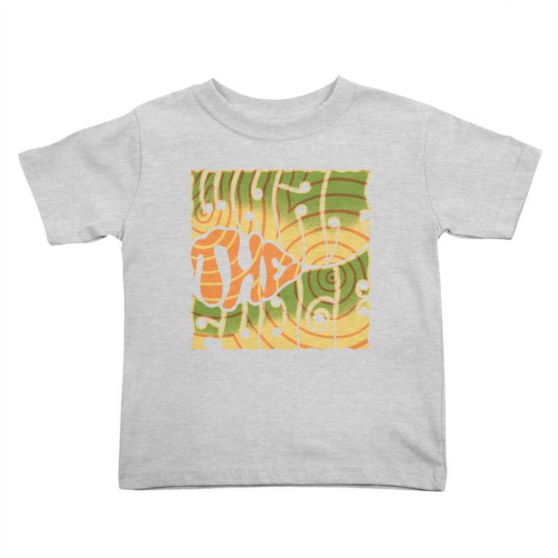 What the Fudge?! Kids Toddler T-Shirt by The Gnashed Teethery