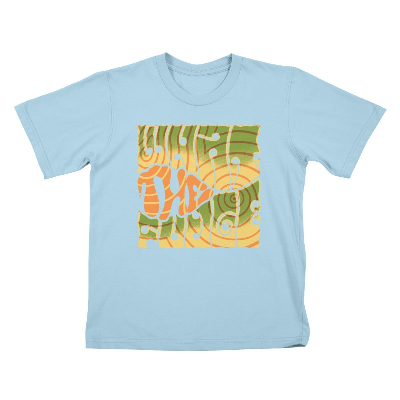 What the Fudge?! Kids T-Shirt by The Gnashed Teethery