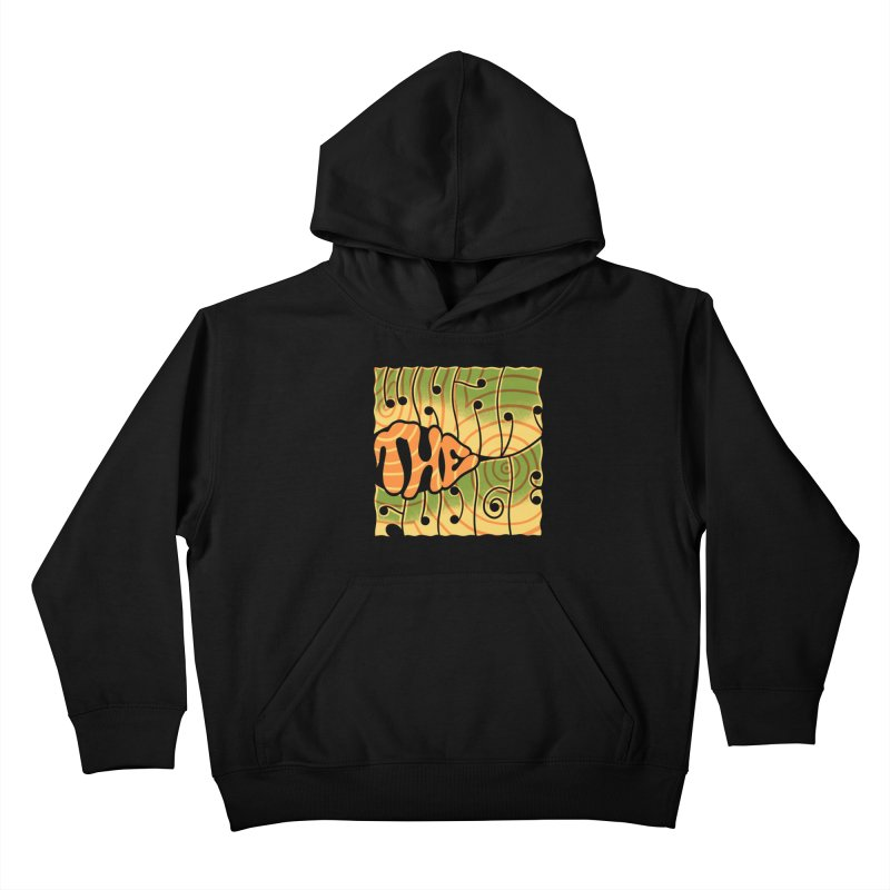 What the Fudge?! Kids Pullover Hoody by The Gnashed Teethery