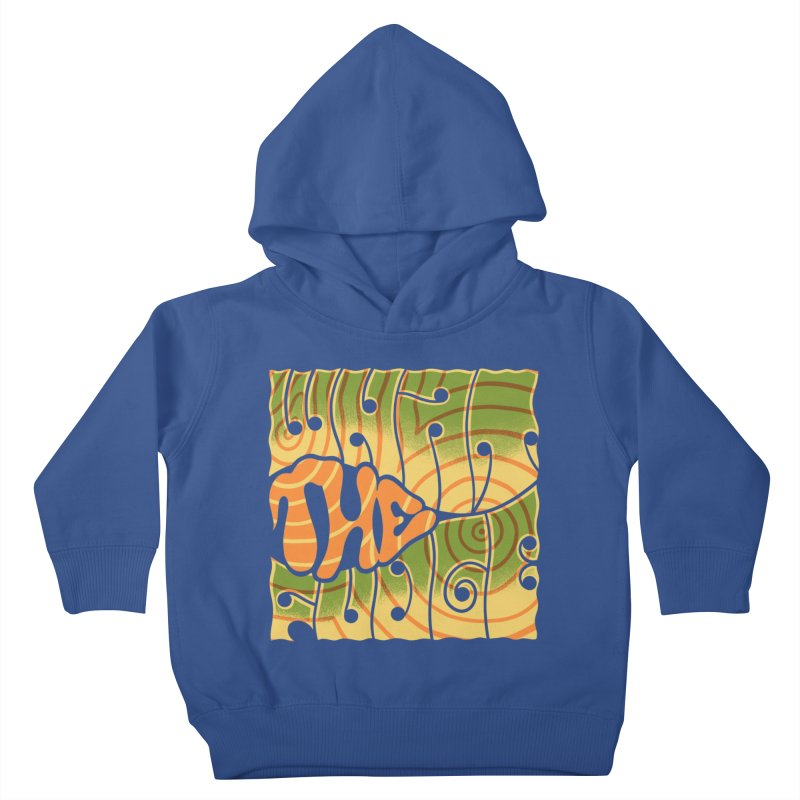 What the Fudge?! Kids Toddler Pullover Hoody by The Gnashed Teethery