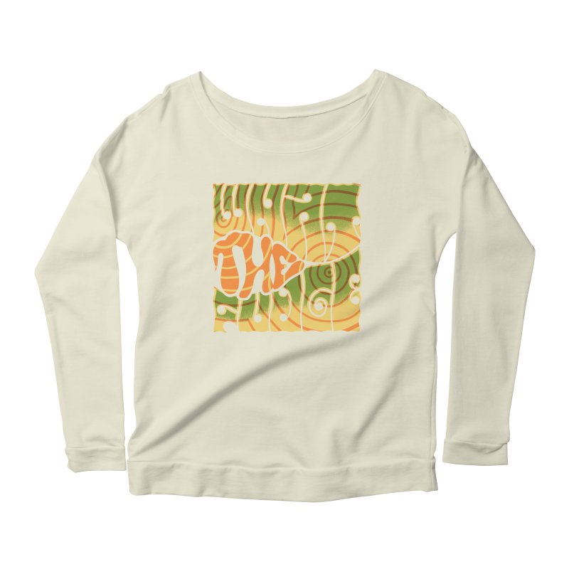 What the Fudge?! Women's Scoop Neck Longsleeve T-Shirt by The Gnashed Teethery