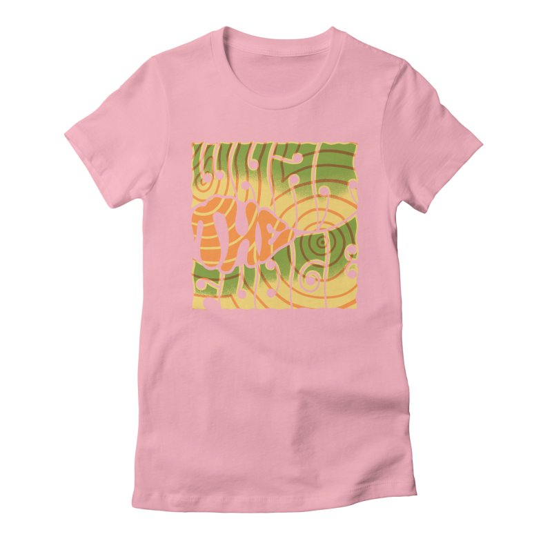 What the Fudge?! Women's Fitted T-Shirt by The Gnashed Teethery