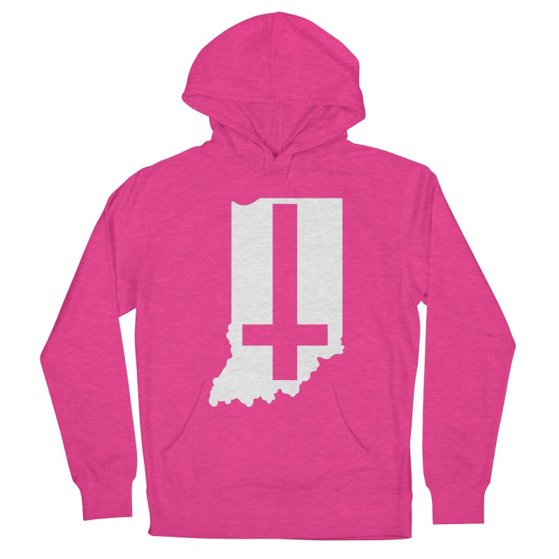 My Indiana Women's French Terry Pullover Hoody by The Gnashed Teethery