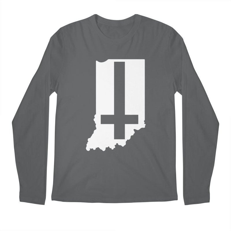 My Indiana Men's Regular Longsleeve T-Shirt by The Gnashed Teethery