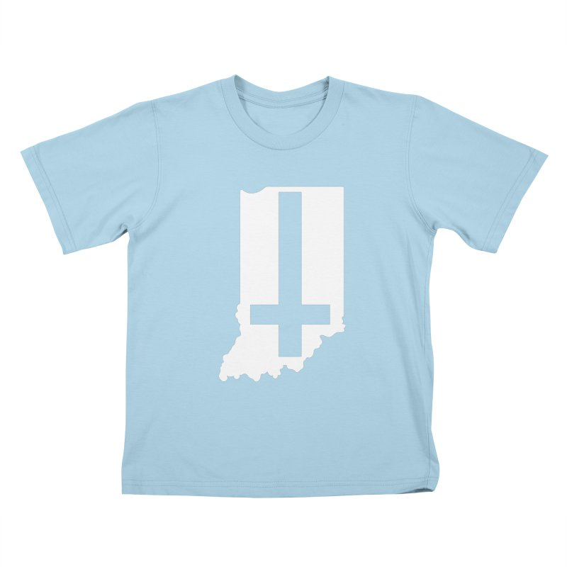My Indiana Kids T-Shirt by The Gnashed Teethery