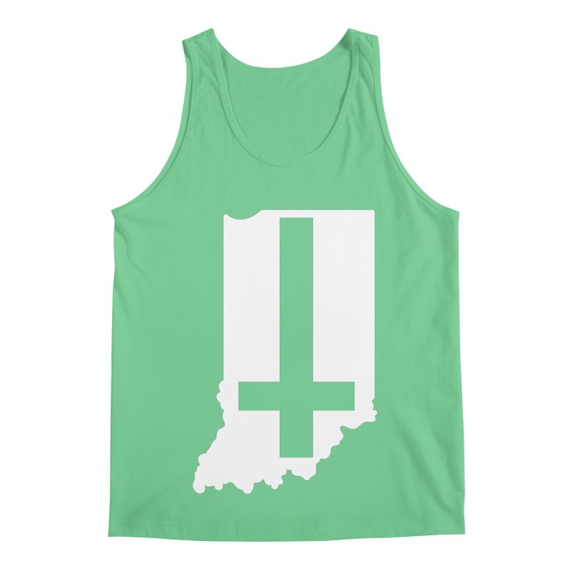 My Indiana Men's Regular Tank by The Gnashed Teethery