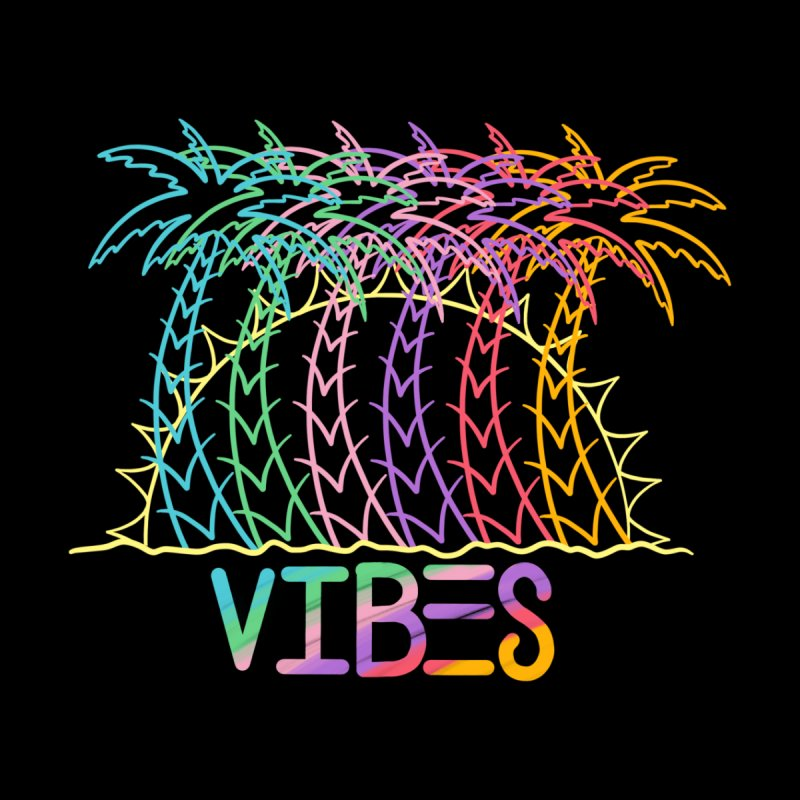 Vibes Women's Longsleeve T-Shirt by The Gnashed Teethery