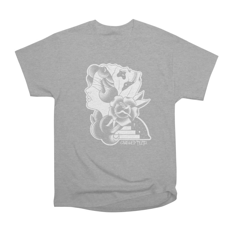 Witchy Woman Women's Heavyweight Unisex T-Shirt by The Gnashed Teethery