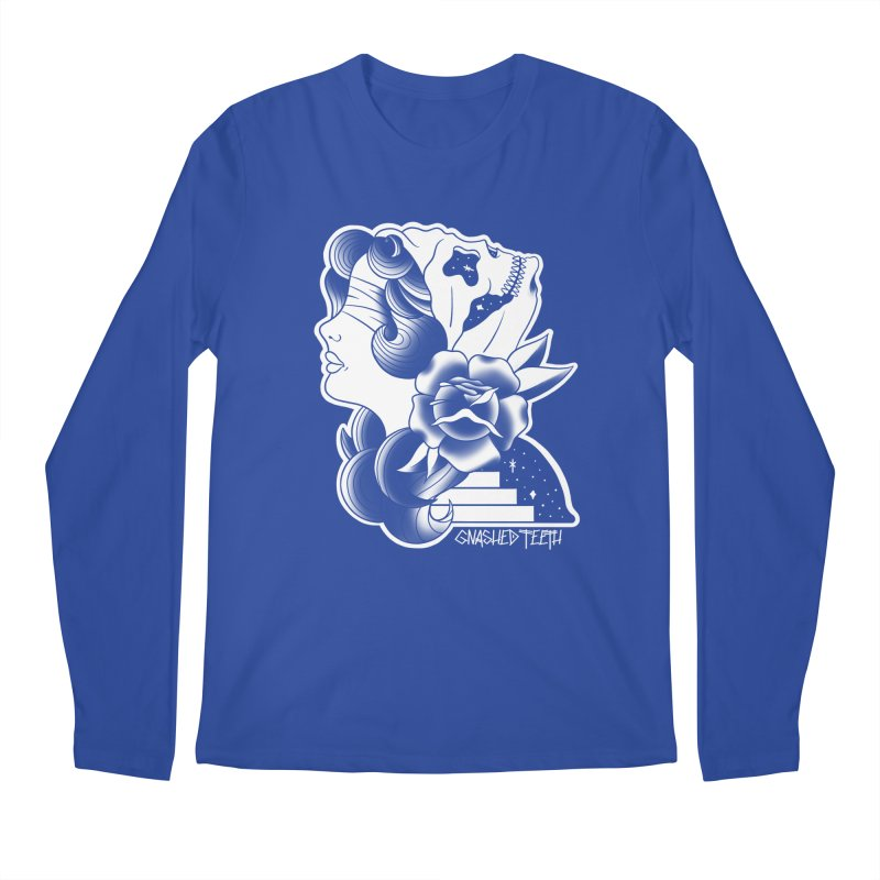 Witchy Woman Men's Regular Longsleeve T-Shirt by The Gnashed Teethery
