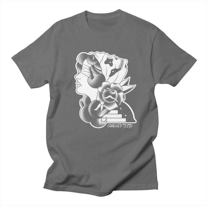 Witchy Woman Men's T-Shirt by The Gnashed Teethery