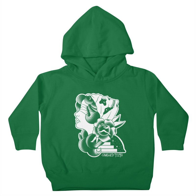 Witchy Woman Kids Toddler Pullover Hoody by The Gnashed Teethery