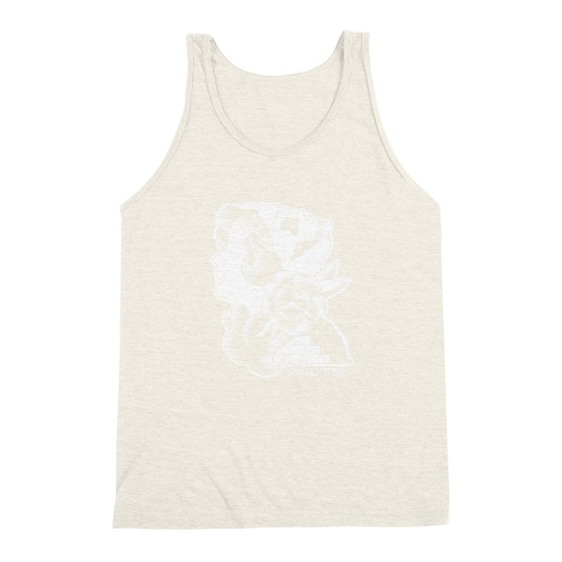 Witchy Woman Men's Triblend Tank by The Gnashed Teethery