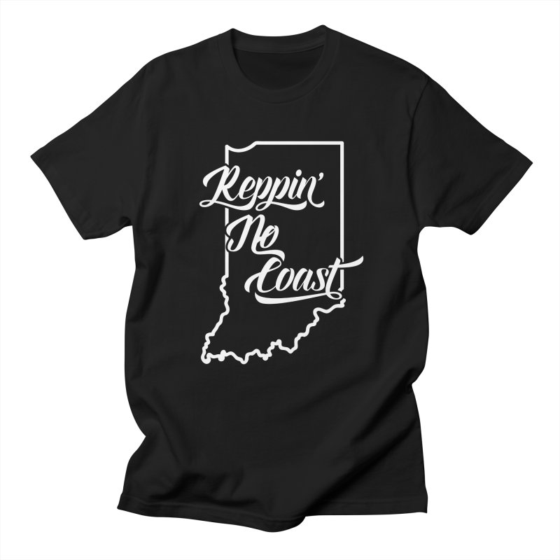 Reppin No Coast Women's Regular Unisex T-Shirt by The Gnashed Teethery