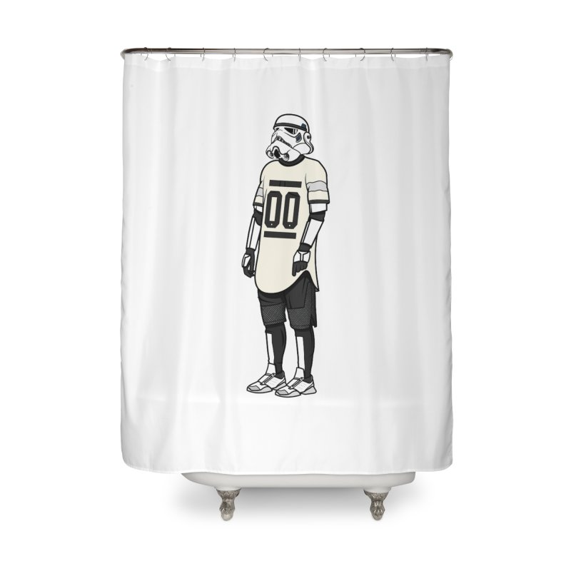 Stormtrooper Home Shower Curtain By G Nius Lifestyle Streetwear