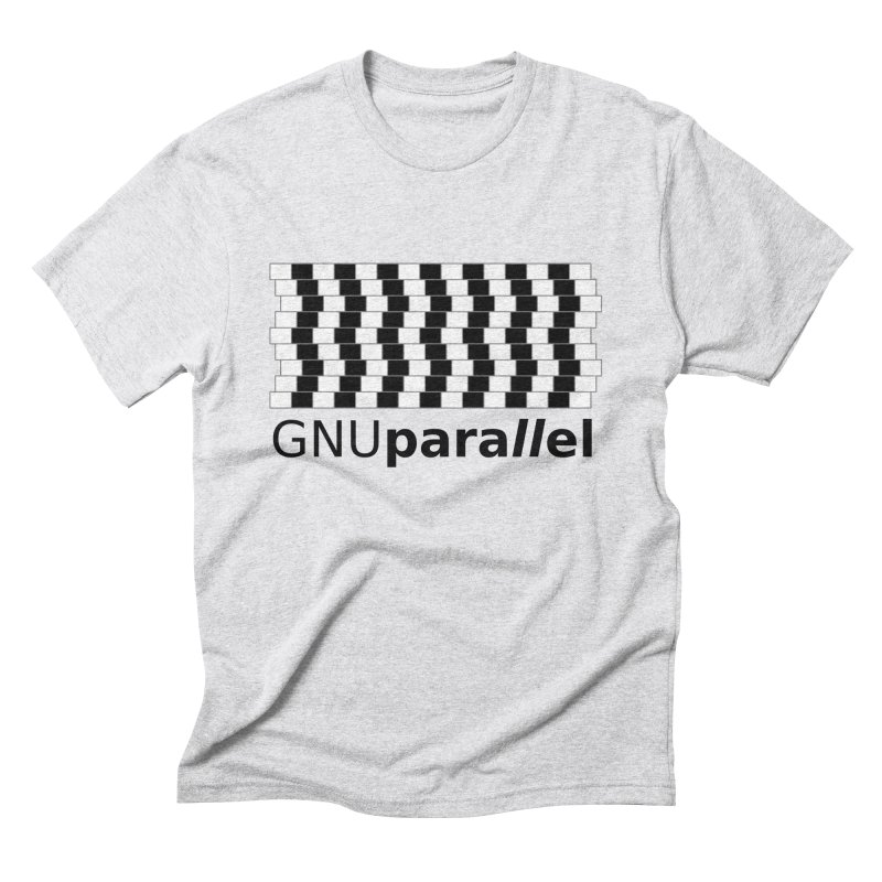 GNU Parallel Men's T-Shirt by Shop for GNU Parallel