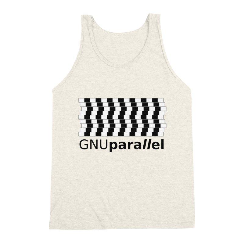 GNU Parallel Men's Tank by Shop for GNU Parallel
