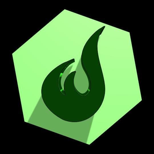 Goblin Flame Logo