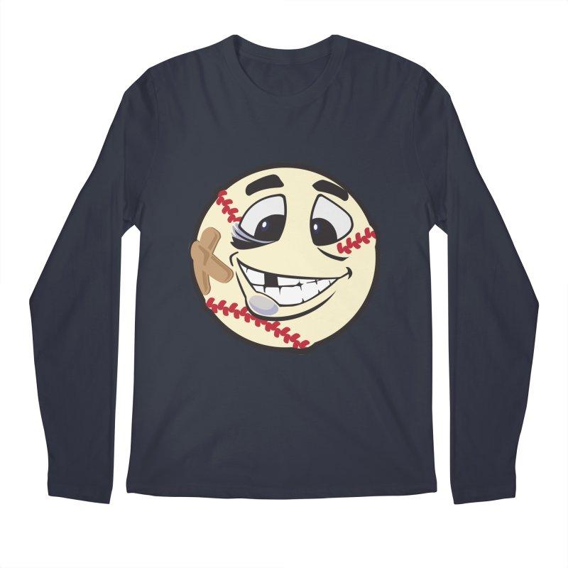Play Hard Men's Longsleeve T-Shirt by goblingraphx's Artist Shop