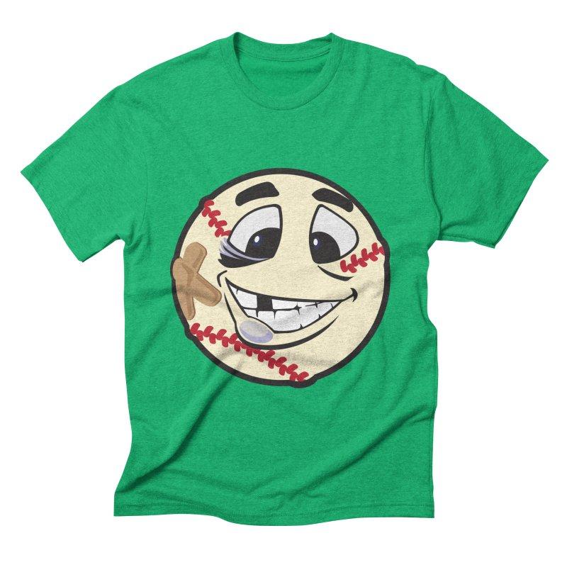 Play Hard Men's Triblend T-shirt by goblingraphx's Artist Shop
