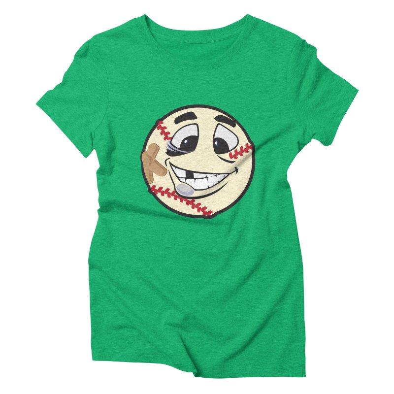 Play Hard Women's Triblend T-shirt by goblingraphx's Artist Shop