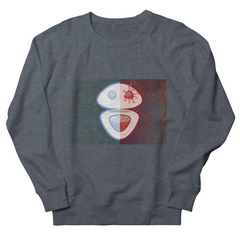 Good or Bad Robot Men's Sweatshirt by goblingraphx's Artist Shop