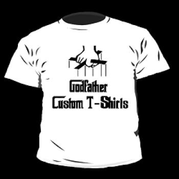 Godfather Custom T shirts Logo