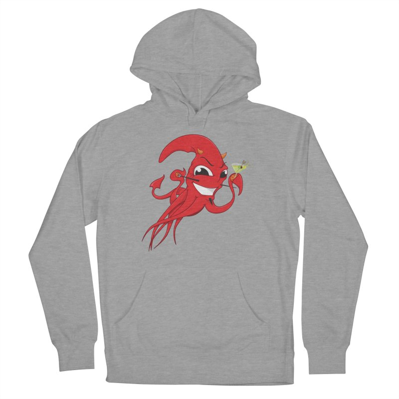 last call of Cthulhu Women's Pullover Hoody by the twisted world of godriguezart
