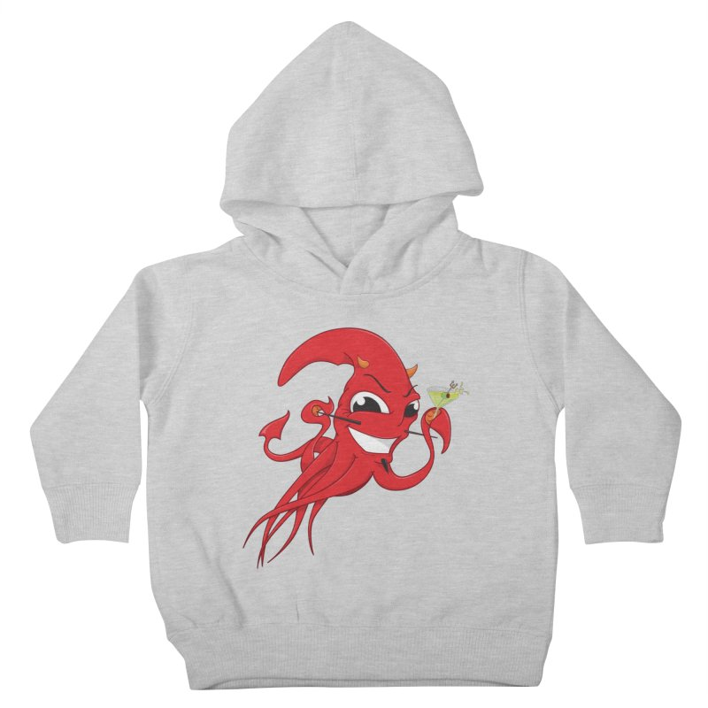 last call of Cthulhu Kids Toddler Pullover Hoody by the twisted world of godriguezart