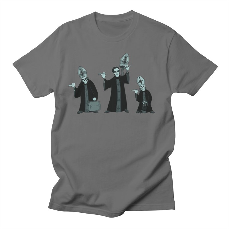 beware of hitchhiking ghosts Men's T-Shirt by the twisted world of godriguezart