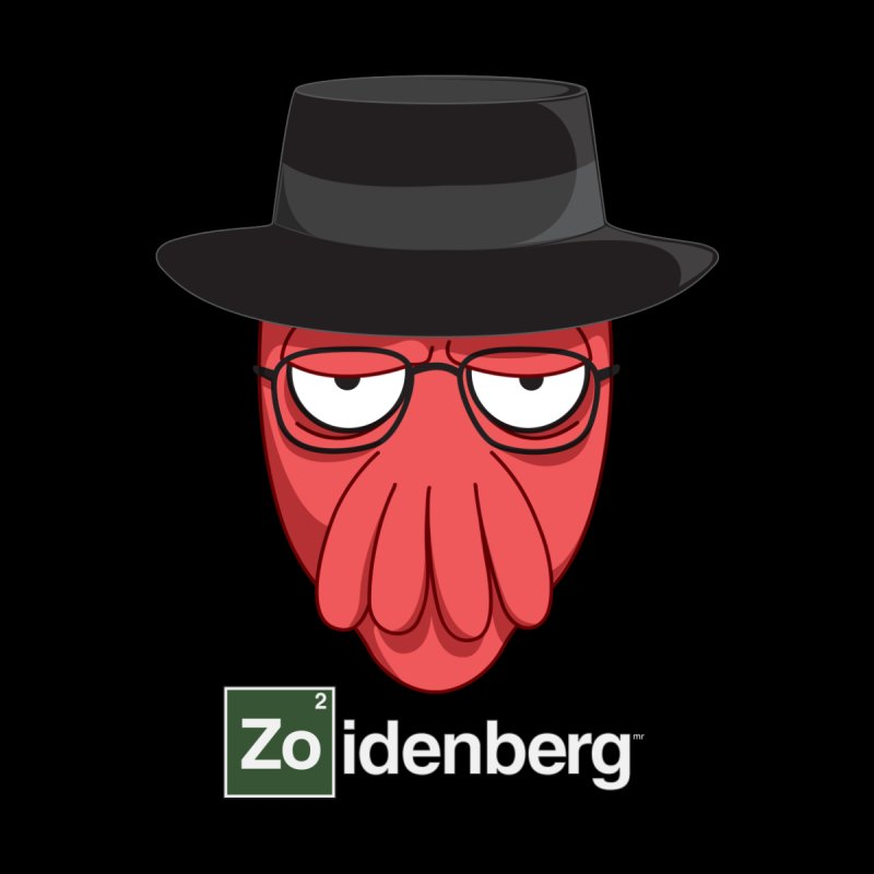 why not zoidenberg? by the twisted world of godriguezart