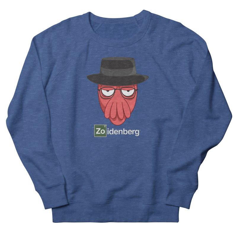 why not zoidenberg? Men's Sweatshirt by the twisted world of godriguezart