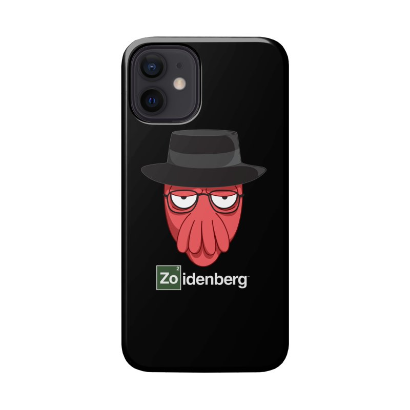 why not zoidenberg? Accessories Phone Case by the twisted world of godriguezart