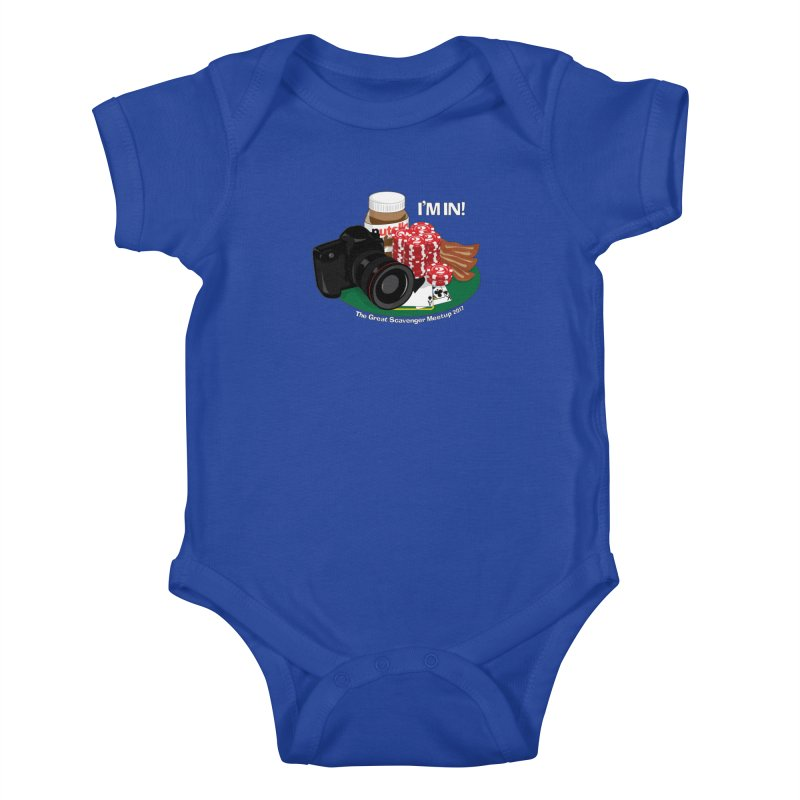 TGSM 2017 Kids Baby Bodysuit by the twisted world of godriguezart