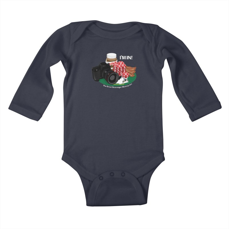 TGSM 2017 Kids Baby Longsleeve Bodysuit by the twisted world of godriguezart