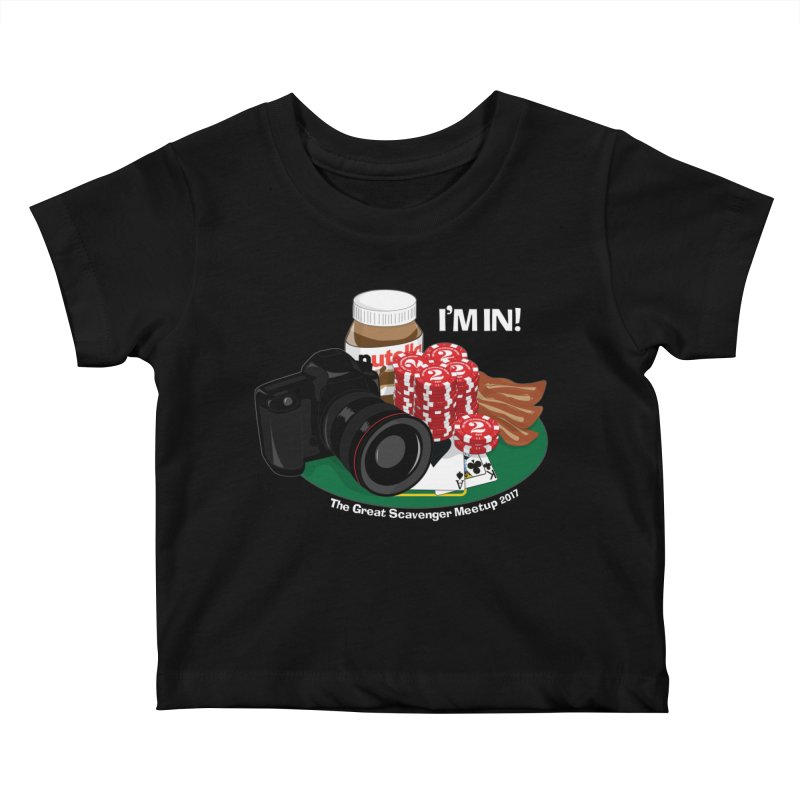 TGSM 2017 Kids Baby T-Shirt by the twisted world of godriguezart