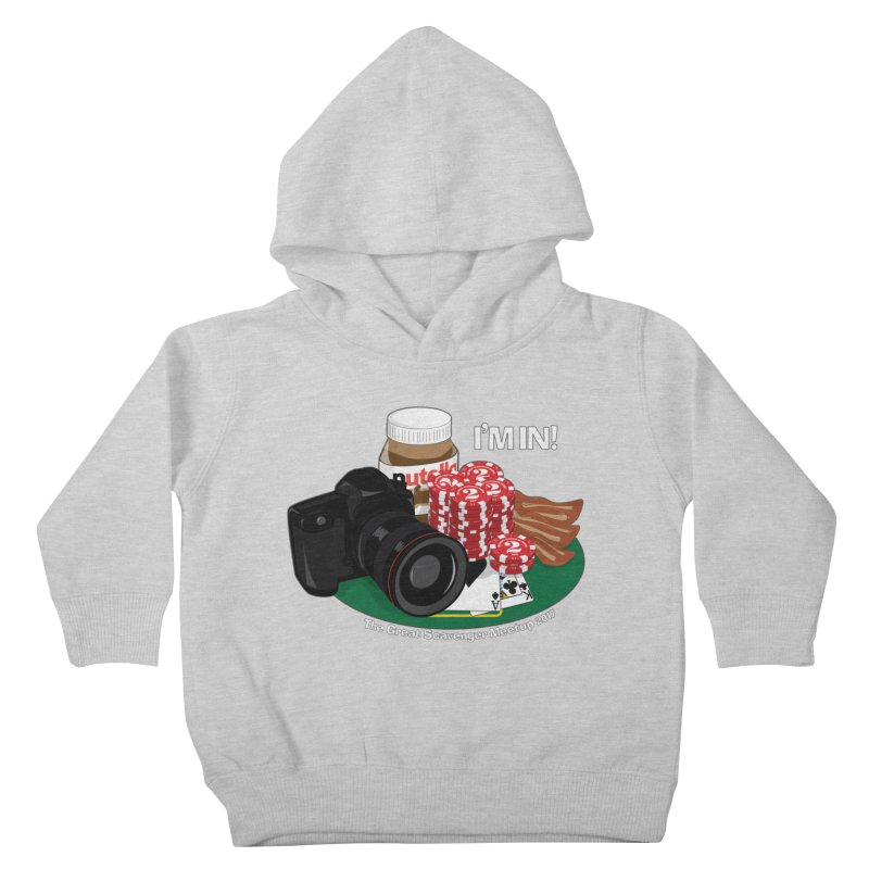 TGSM 2017 Kids Toddler Pullover Hoody by the twisted world of godriguezart
