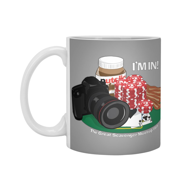 TGSM 2017 Accessories Mug by the twisted world of godriguezart