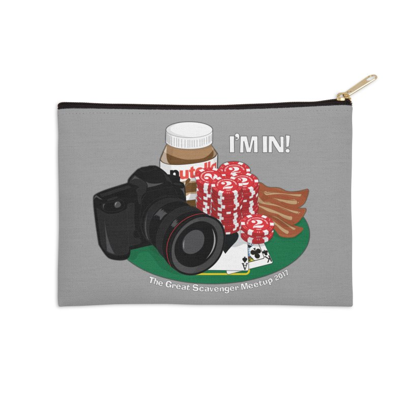 TGSM 2017 Accessories Zip Pouch by the twisted world of godriguezart