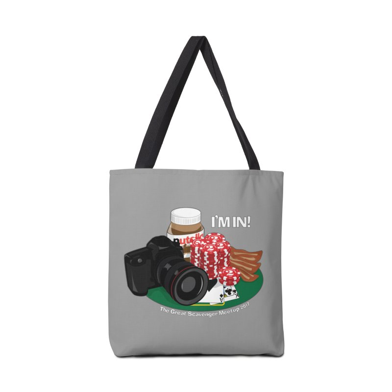 TGSM 2017 Accessories Tote Bag Bag by the twisted world of godriguezart