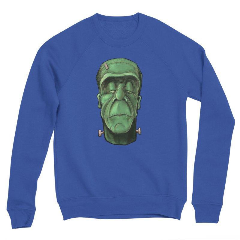 Frankie Women's Sponge Fleece Sweatshirt by the twisted world of godriguezart