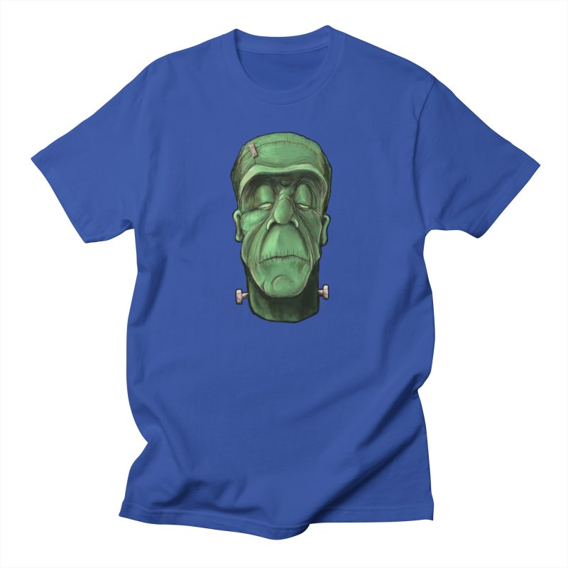 Frankie Men's T-Shirt by the twisted world of godriguezart