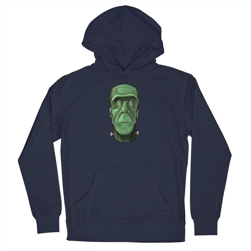 Frankie Men's Pullover Hoody by the twisted world of godriguezart