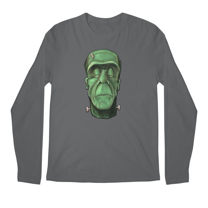 Frankie Men's Longsleeve T-Shirt by the twisted world of godriguezart