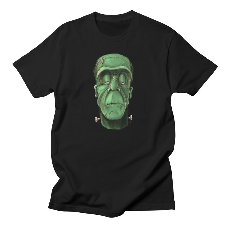 Frankie Men's Regular T-Shirt by the twisted world of godriguezart