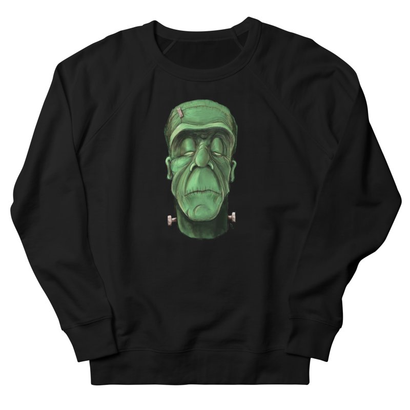 Frankie Men's Sweatshirt by the twisted world of godriguezart