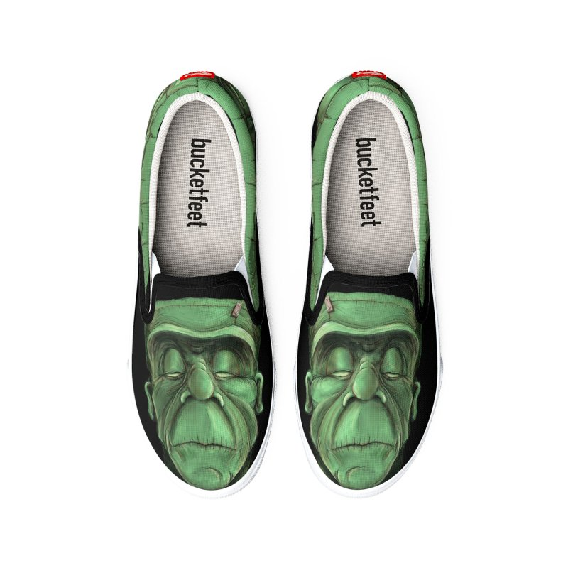 Frankie Men's Shoes by the twisted world of godriguezart