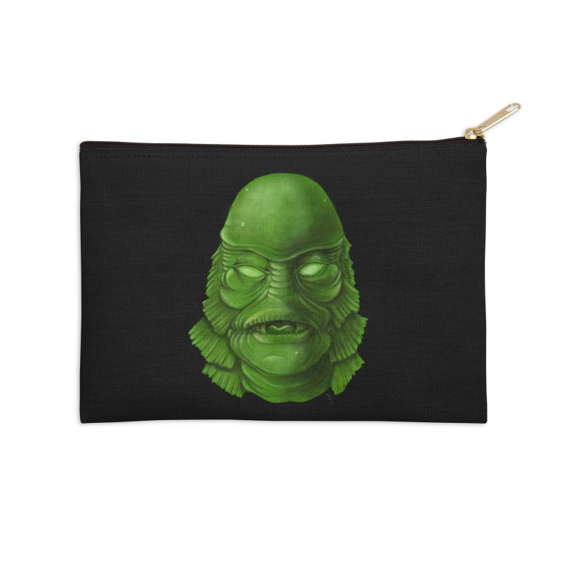 creature feature Accessories Zip Pouch by the twisted world of godriguezart