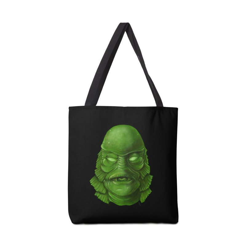 creature feature Accessories Tote Bag Bag by the twisted world of godriguezart