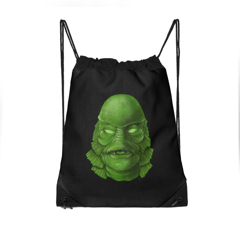 creature feature Accessories Bag by the twisted world of godriguezart